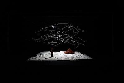A theatre scene - p1610m2264143 by myriam tirler