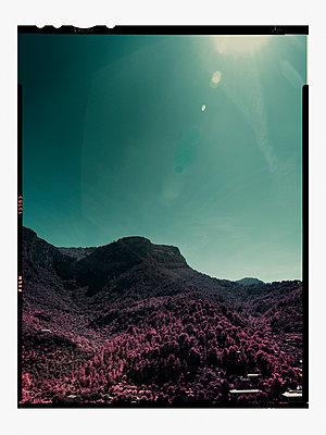 Majorcan landscape - p1342m1332642 by Sebastian Burgold