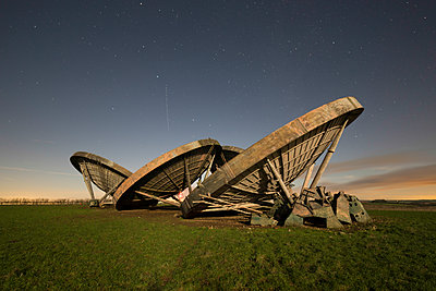 Abandoned satellite  - p1440m1497532 by terence abela