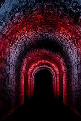 Gewölbegang - p2481232 von BY
