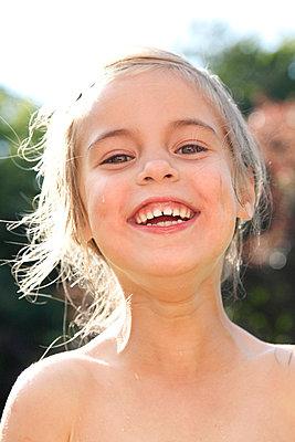 Little sunshine girl - p2490585 by Ute Mans