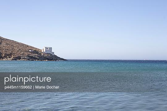 Haus am Meer - p445m1159662 von Marie Docher