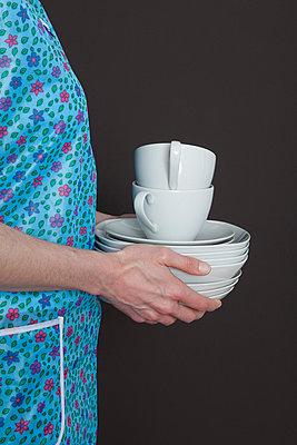 Clean dishes - p4541312 by Lubitz + Dorner