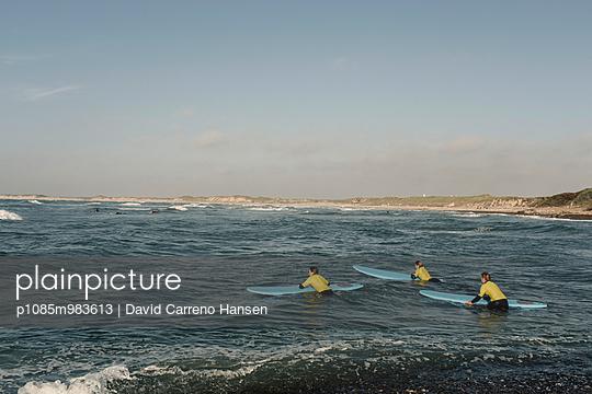 Surfing, Denmark