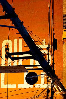 Straßenmarkierung - p381m924227 von Sven Paustian
