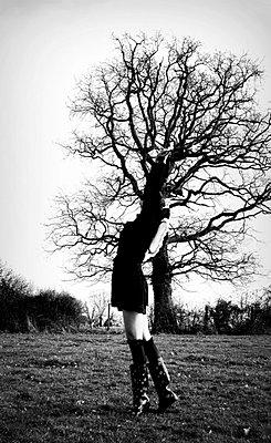 Tanz mit dem Baum - p9111158 von Kalanch-Oé