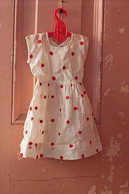 Dress of a doll - p8370026 by Cornelia Hediger
