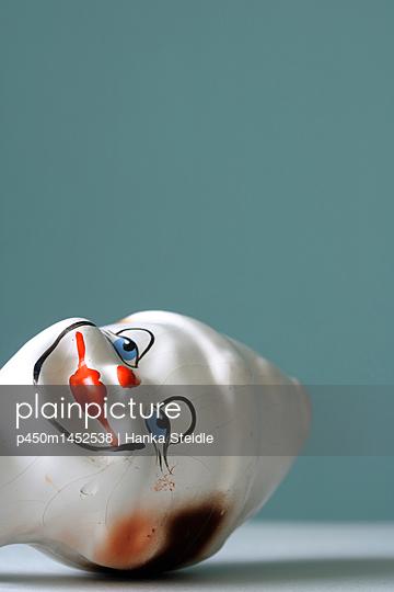 Lächelnder Clown    - p450m1452538 von Hanka Steidle