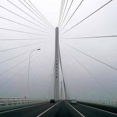Hängebrücke - p5679854 von Gina van Hoof