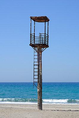 Rettungsschwimmerturm - p8780003 von Riou