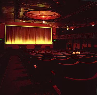 Old Cinema  - p1082m2182482 by Daniel Allan