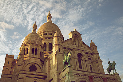Sacre Coeur - p606m1208146 von Iris Friedrich