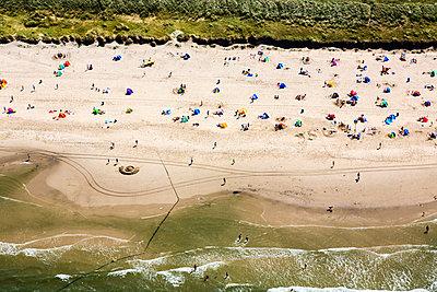 Nordseestrand - p1120m925621 von Siebe Swart