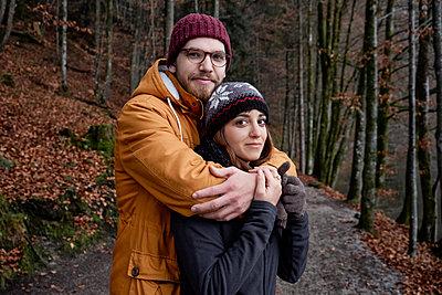 Junges Paar - p1146m1220777 von Stephanie Uhlenbrock