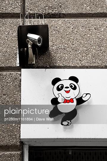 Überwachung - p1280m1161894 von Dave Wall