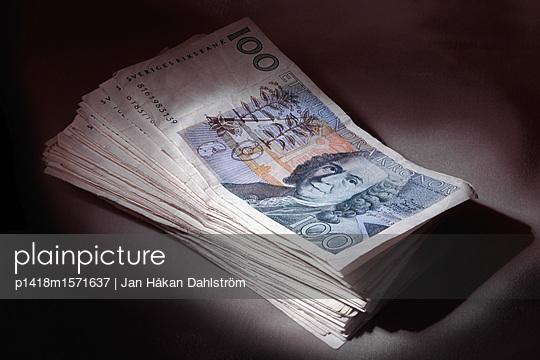 Schwedische Geldscheine - p1418m1571637 von Jan Håkan Dahlström