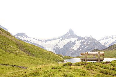Alps in Switzerland - p5790148 by Yabo