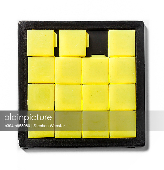 Tile Puzzle - p394m958080 by Stephen Webster