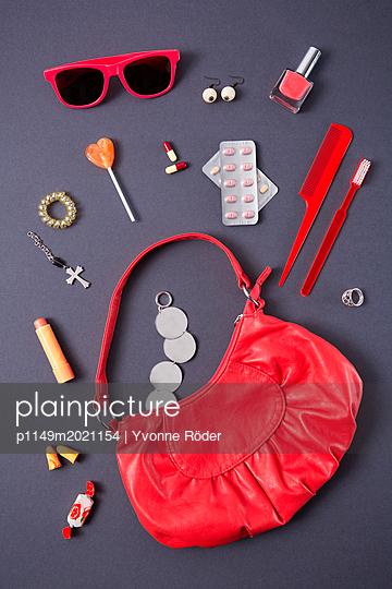 Handtasche - p1149m2021154 von Yvonne Röder