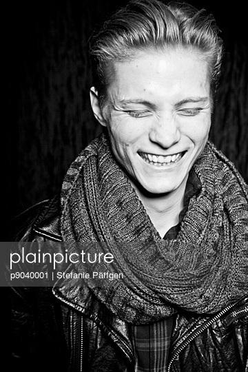 Portrait - p9040001 von Stefanie Päffgen