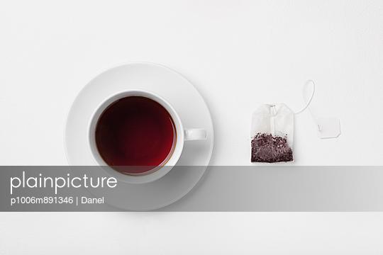 Tasse Tee - p1006m891346 von Danel