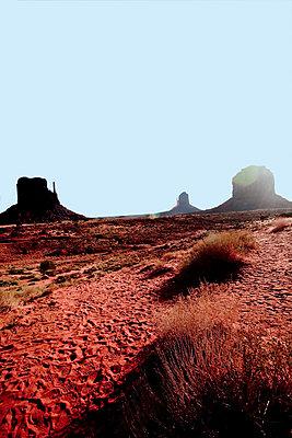 Monument Valley - p4450600 von Marie Docher