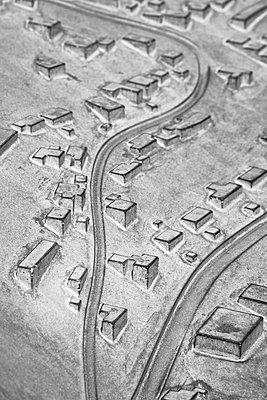 Stadtmodell - p1043m822061 von Ralf Grossek