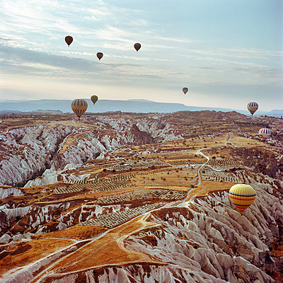Cappadocia - p1205m1081653 by Eugenia Maximova