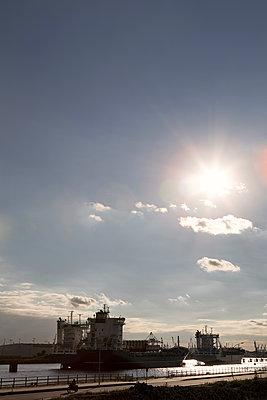 Containerhafen Hafencity - p1222m1162577 von Jérome Gerull