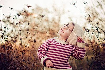 Glückliches Mädchen - p1432m1496483 von Svetlana Bekyarova