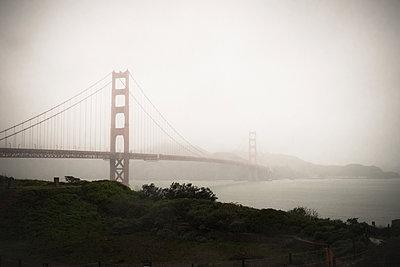 Golden Gate Bridge - p795m1159969 by Janklein