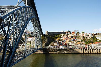 Brücke Dom Luis I, Porto - p1357m2161146 von Amadeus Waldner