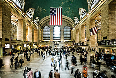 Grand Central Terminal - p741m892689 by Christof Mattes