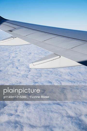 Flugzeug - p1149m1215386 von Yvonne Röder