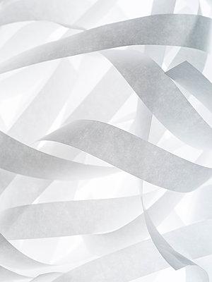 Paper stripes - p401m1057332 by Frank Baquet