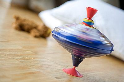 Spinning top - p9480065 by Sibylle Pietrek