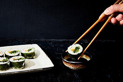 Sushi - p1384m1476829 von Evi Abeler