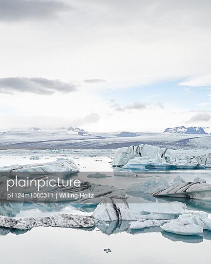 Gletschersee - p1124m1060311 von Willing-Holtz