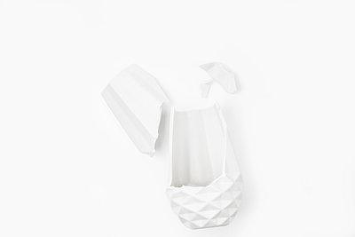 Broken vase - p1276m1200090 by LIQUID