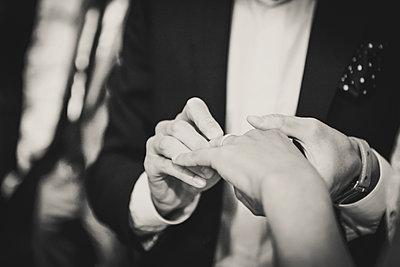 Wedding - p1150m1083583 by Elise Ortiou Campion