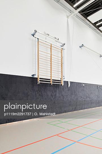 Sporthalle - p1119m2291737 von O. Mahlstedt