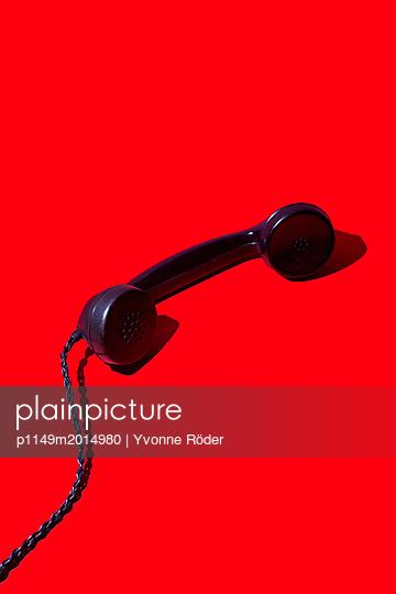 Telefonhörer - p1149m2014980 von Yvonne Röder