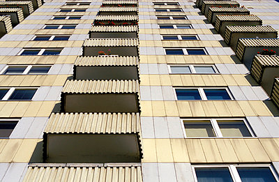 Hochhaus - p0190089 von Hartmut Gerbsch