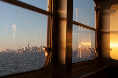 staten island ferry - p1340m1425994 von Christoph Lodewick
