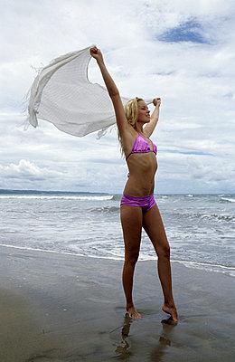 Den Wind genießen - p0452128 von Jasmin Sander