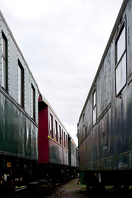 Train cabin - p1017m1104890 by Roberto Manzotti