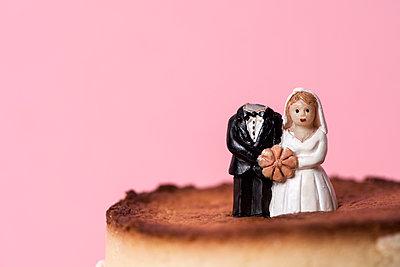 Wedding cake - p1423m1537951 by JUAN MOYANO