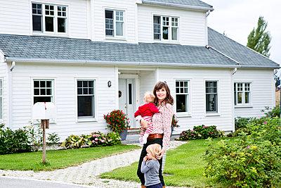 Familienleben - p787m924862 von Forster-Martin