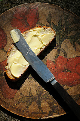 Butterbrot - p067m931989 von Thomas Grimm