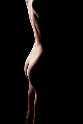 Profil eines Körpers - p1050879 von André Schuster